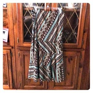 Dress Barn Skirt M